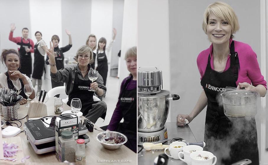 Проведение Кулинарных мастер-классов в Москве